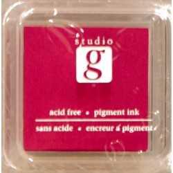 Encreur mini pad de studio G embossable
