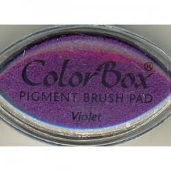 Coussin encreur COLORBOX violet