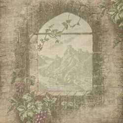 Papier 30,5cm x 30,5cm Rapunzel's view