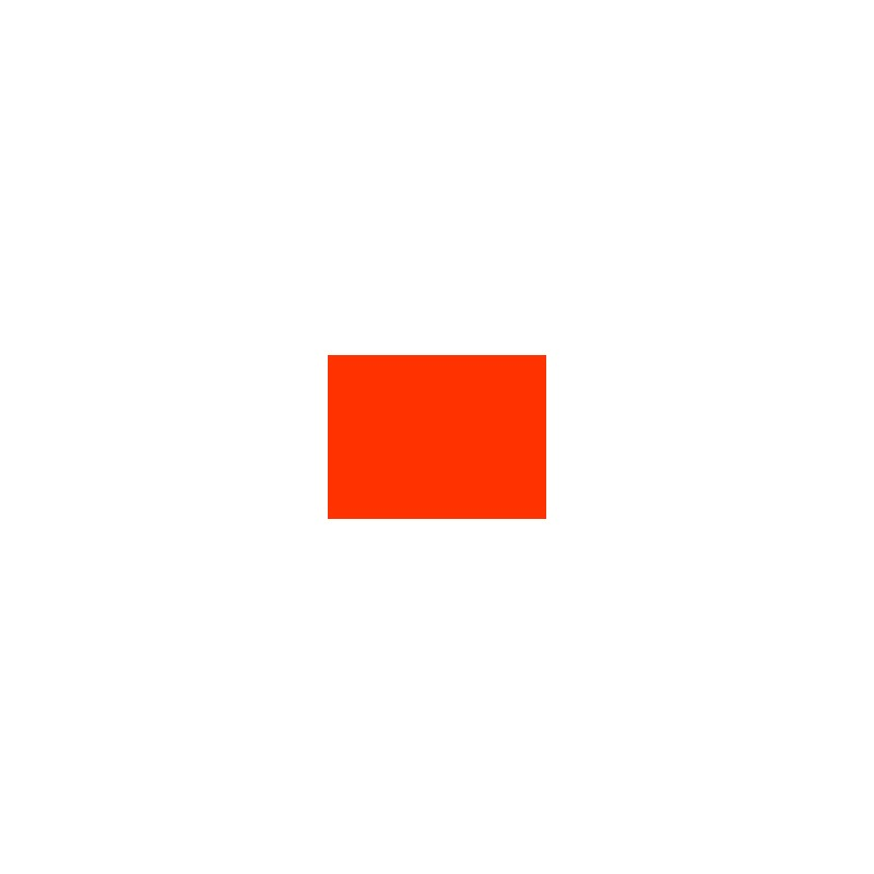 Feuille de feutrine créative orange 20cm x 30cm