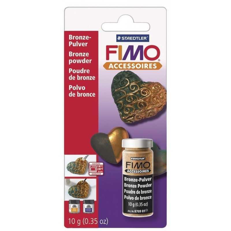 Poudre bronze FIMO