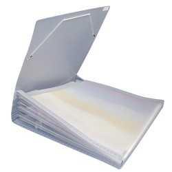 Pochette de rangement pour feuilles de scrapbooking