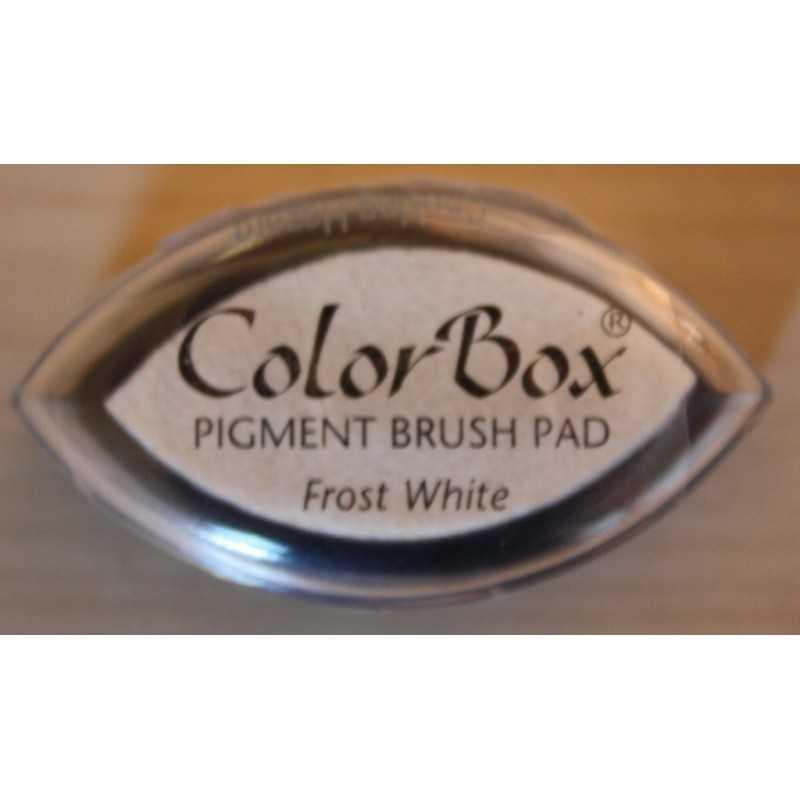 Encreur oeil de chat COLORBOX frost white