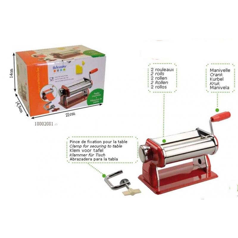 Machine à pâte à modeler ou pâte polymère ARTEMIO