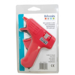 Mini pistolet à colle ARTEMIO