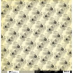 Papier recto verso 30,5cm x 30,5cm UNION KESI'ART