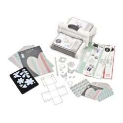 Starter big shot plus SIZZIX