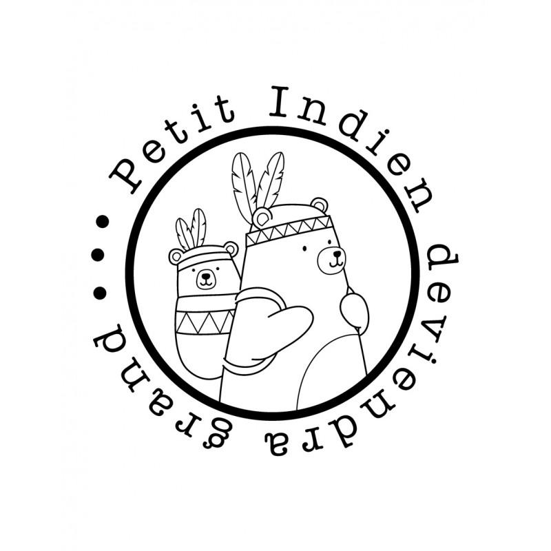 Planche de tampons ARTEMIO Petit indien