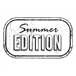 Tampon bois Summer edition ARTEMIO