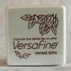 Encre VERSAFINE sepia vintage