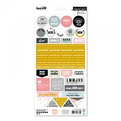 Stickers Happy 2017 - KESI'ART