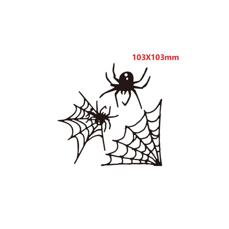 Dies Halloween - Toile d'araignée