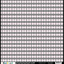 Papier recto verso 30,5cm x 30,5cm RELAX WAX NGOLOMINGI KESI'ART