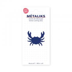 Die de découpe Métaliks crabe Kesi'art