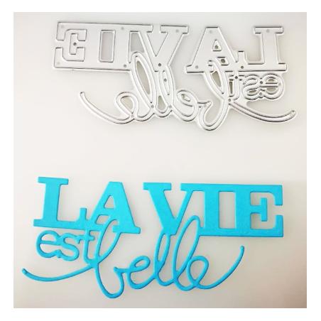 """Die texte """"la vie est belle"""""""