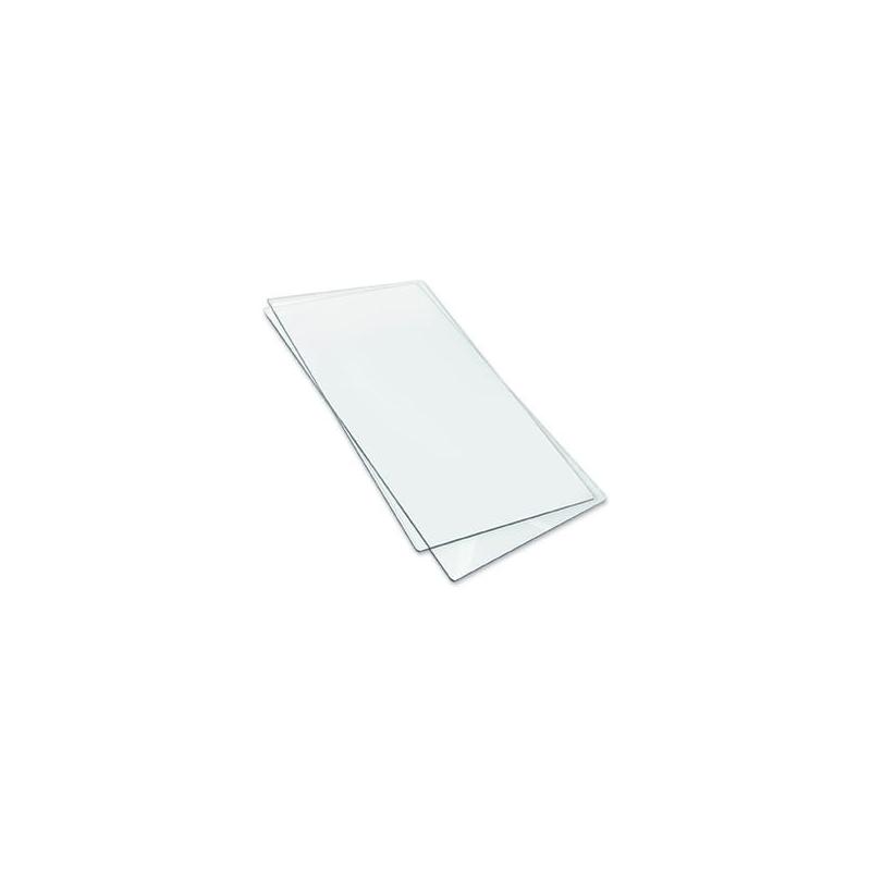 Paire de plaques de découpe de rechange pour Big shot plus Sizzix 660581