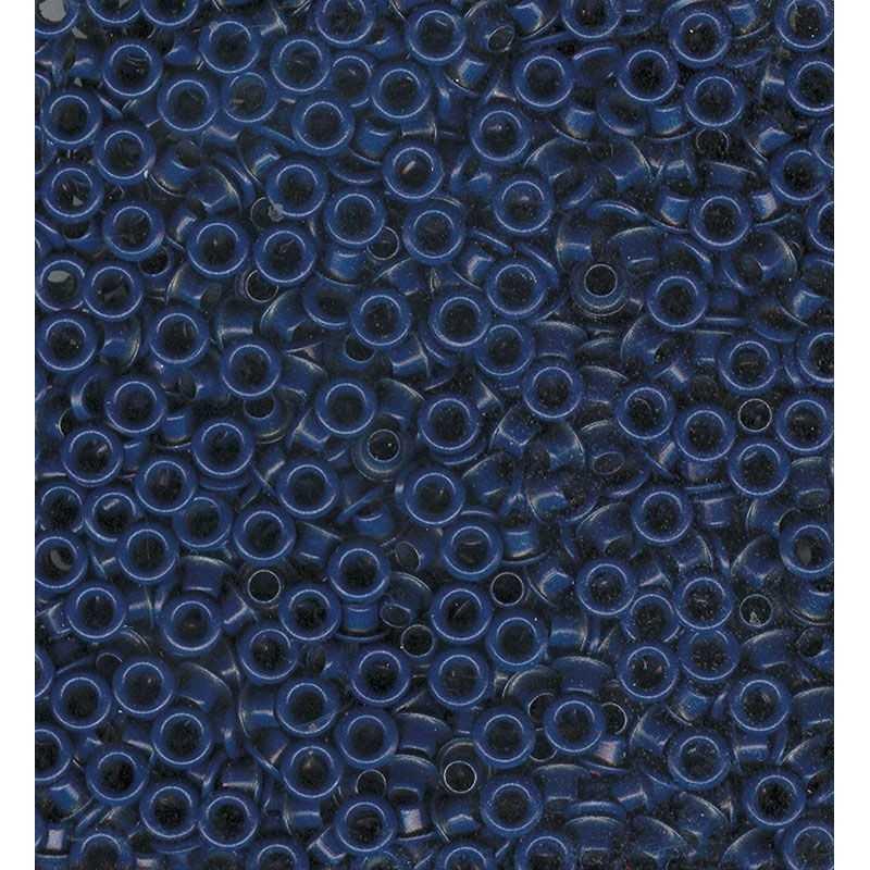 "50 Oeillets 1/8"" bleu foncé Vaessen creative"