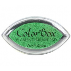 Encreur oeil de chat COLORBOX Fresh Green
