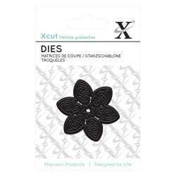 Dies Xcut - fleur filigrane DOCRAFTS