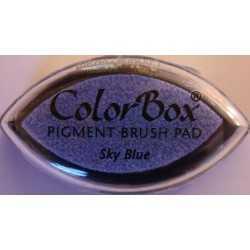 Coussin encreur COLORBOX sky blue