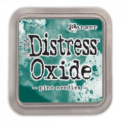 Encre Distress Oxide Pine Needles RANGER