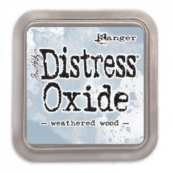 Encre Distress Oxide Weathered Wood RANGER