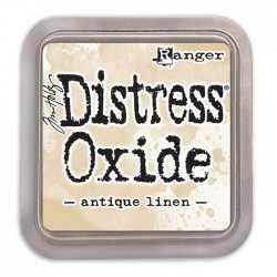 Encre Distress Antique linen Oxide RANGER