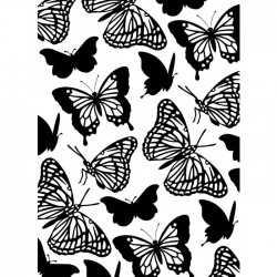 Die classeur d'embossage papillons Darice