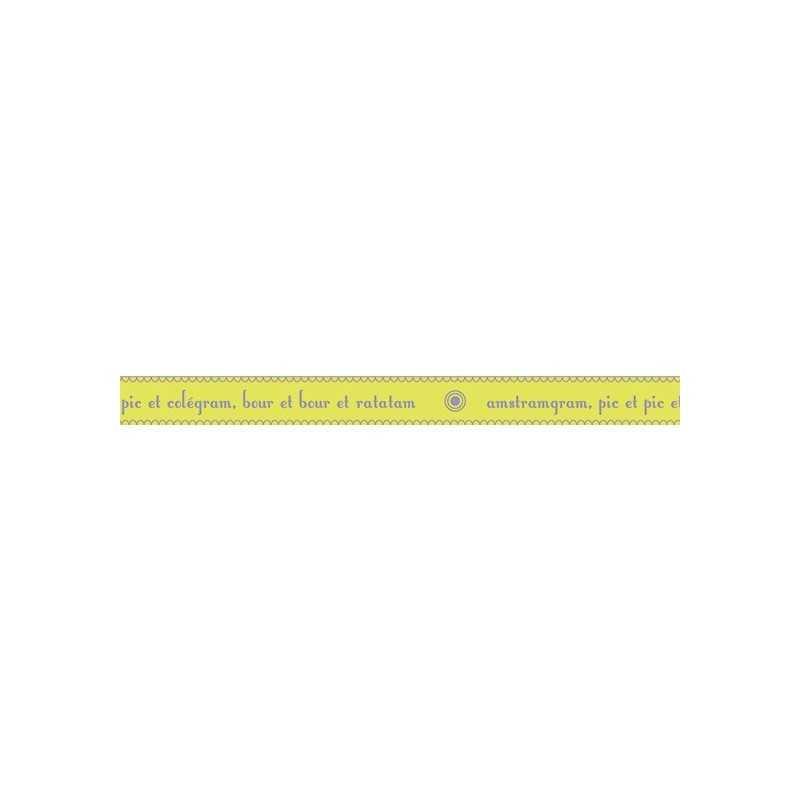 Masking tape amstramgram ARTEMIO 10M